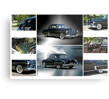 1950 Oldsmobile Rockett 88 Coupe Metal Print
