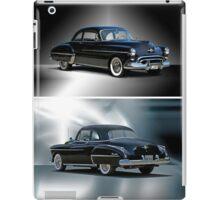1950 Oldsmobile Rockett 88 Coupe iPad Case/Skin