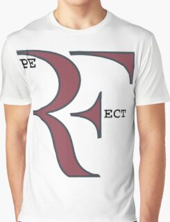 Roger Federer (peRFect) Graphic T-Shirt