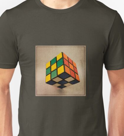Cube of Rube  Unisex T-Shirt
