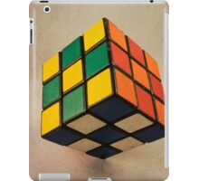 Cube of Rube  iPad Case/Skin