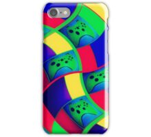 ABSTRACT GAMER 1 iPhone Case/Skin