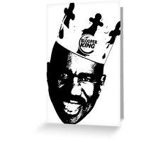 Steve Harvey - Blooper King Crowned Universe Greeting Card
