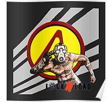 Borderlands Psycho, Pandora Vault Logo Poster