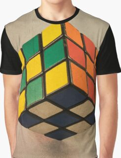 Cube of Rube  Graphic T-Shirt