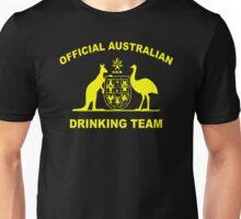 AUSTRALIAN DRINKING TEAM Unisex T-Shirt