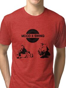 Mood II Swing Tri-blend T-Shirt