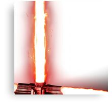 Star Wars The Force Awakens Canvas Print