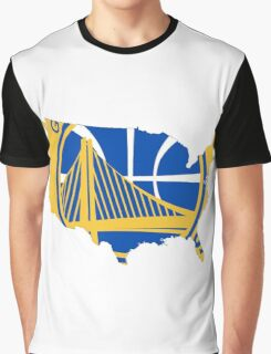 Golden State is USA ?? Graphic T-Shirt
