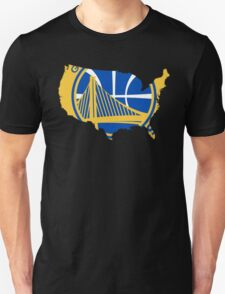 Golden State is USA ?? T-Shirt