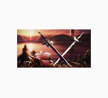 SAO - Kirito and Asuna's swords Unisex T-Shirt
