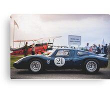 Sir Jackie Stewart's Coupé Canvas Print