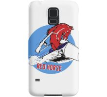 Expeditionary Red Horse Group Samsung Galaxy Case/Skin