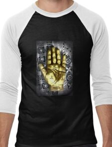 Winning Hand Men's Baseball ¾ T-Shirt