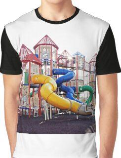 Kids Play Ground Graphic T-Shirt