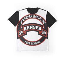 3rd Ranger Bn Graphic T-Shirt