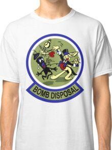 WWII Bomb Disposal Classic T-Shirt