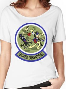 WWII Bomb Disposal Women's Relaxed Fit T-Shirt