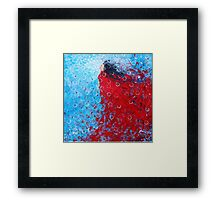 Being a Woman #6 Framed Print