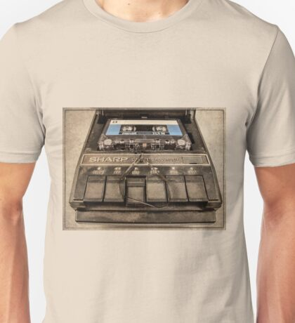 Press to Play  Unisex T-Shirt