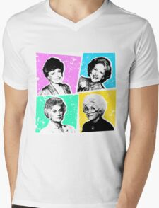 Golden Girls POP! Mens V-Neck T-Shirt
