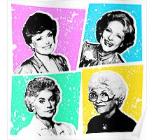 Golden Girls POP! Poster