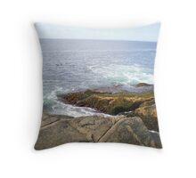 Peggy's cove, Nova Scotia, Canada Throw Pillow