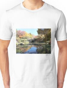 Autumn Reflection 2 Unisex T-Shirt