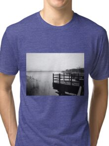 Keyng-po Lake Tri-blend T-Shirt