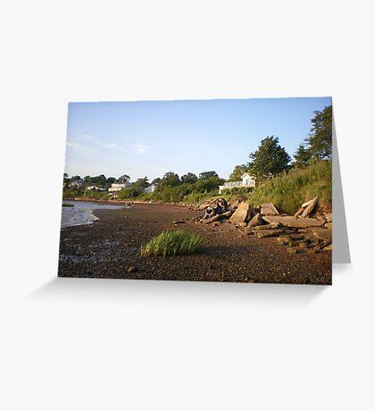 Charlottetown, Nova Scotia, Canada Greeting Card