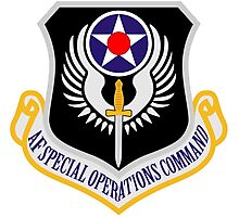 Air Force Special Operations Photographic Print
