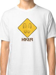 Hiker - Yield Classic T-Shirt