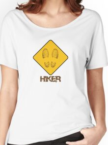 Hiker - Yield Women's Relaxed Fit T-Shirt