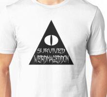 EYE SURVIVED WEIRDMAGEDDON Unisex T-Shirt
