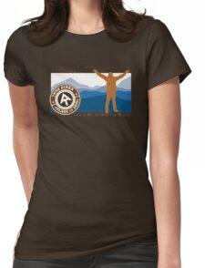 Appalachian Trail Thru Hiker - Class of 2016 Womens Fitted T-Shirt