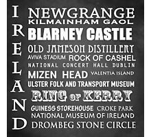Ireland Famous Landmarks Photographic Print