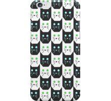 kitten pattern iPhone Case/Skin