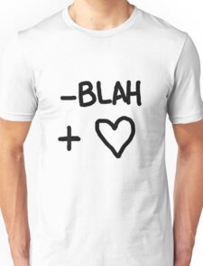 More Love Unisex T-Shirt