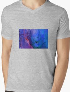 Marine Life Mens V-Neck T-Shirt
