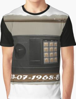 Safe Graphic T-Shirt