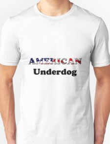 American Underdog - Are We T-Shirt