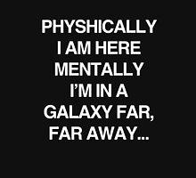 Galaxy Far Far Away Unisex T-Shirt