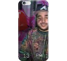 RIP YAMS iPhone Case/Skin