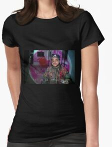RIP YAMS Womens Fitted T-Shirt