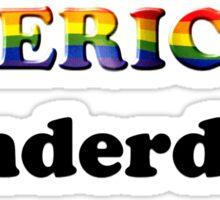 American Underdog - Free To Be Sticker