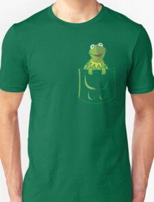 Kermit Pocket - muppet show Unisex T-Shirt