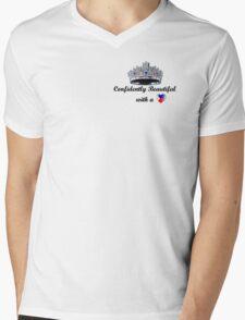 Miss Universe 2015 - Miss Philippines Mens V-Neck T-Shirt