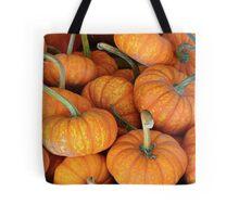 Mini pumpkins Tote Bag