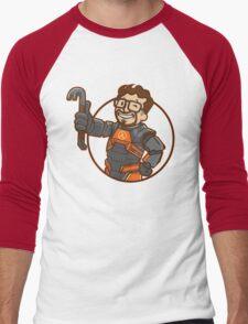 Lambda Boy Men's Baseball ¾ T-Shirt