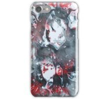 Wanna go for a Ride in the Snow? iPhone Case/Skin
